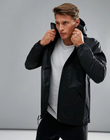 Adidas Athletics Id Storm Jacket In Black Bs4855 afbeelding