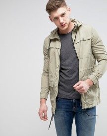 Another Influence Lightweight Parka Jacket afbeelding