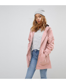 Asos Design Petite Summer Parka With Jersey Lining afbeelding
