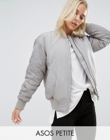 Asos Petite Luxe Padded Bomber Jacket afbeelding