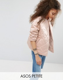 Asos Petite Luxe Quilted Jacket afbeelding
