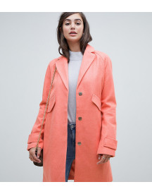 Asos Tall Pocket Detail Coat afbeelding