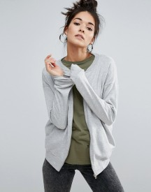 Asos The Ultimate Bomber Jacket In Jersey afbeelding