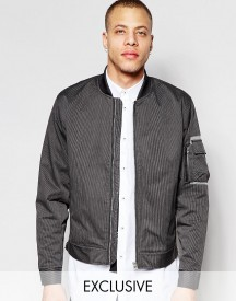 Black Eye Rags Bomber Jacket afbeelding