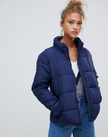 Blend She Dales Tube Quilted Short Jacket afbeelding