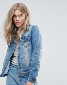 Blend She Sofia Denim Jacket afbeelding