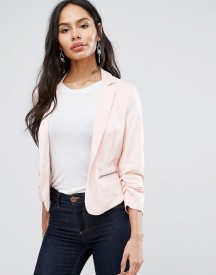 B.young Tailored Blazer With Zip Detail afbeelding