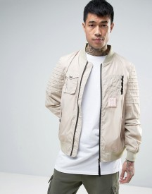 Cayler & Sons Bomber Jacket With Pocket Detail afbeelding