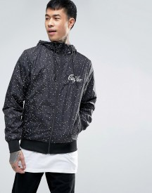 Cayler & Sons Windbreaker Jacket In Splat Print afbeelding