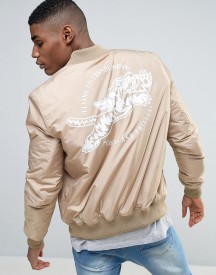 Cheats & Thieves Flying Tiger Ma1 Bomber Jacket afbeelding