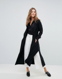 Closet Double Button Trench Coat afbeelding