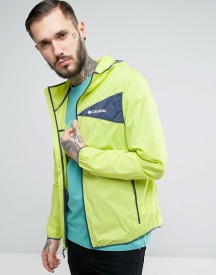 Columbia Addison Park Windbreaker Jacket Lightweight In Blue afbeelding