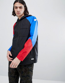 Converse Cons Hunt Parka In Black 10005685-a01 afbeelding