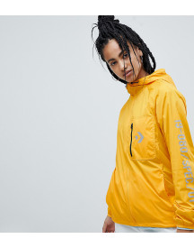 Converse Lightweight Jacket In Yellow afbeelding