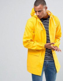 D-struct Mid Length Water-resistant Jacket With Hood afbeelding