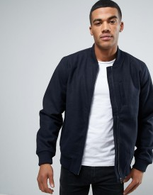 D-struct Wool Mix Bomber afbeelding