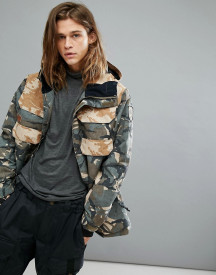 Dc Shoes Snow Haven Camo Jacket With 15k Water Defense afbeelding