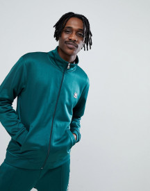 Dc Shoes Track Jacket In Green afbeelding