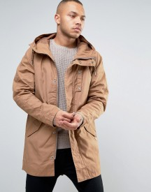 Esprit Parka With Military Details afbeelding