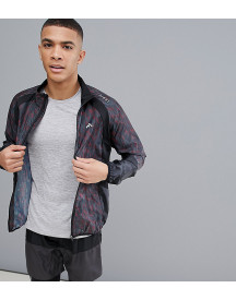 First Running Jacket In Black afbeelding
