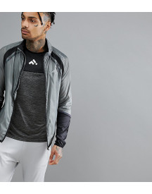 First Running Jacket In Grey afbeelding