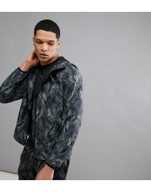 First Running Windbreaker Jacket In Camo afbeelding