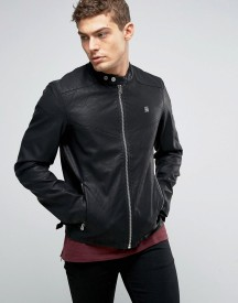 G-star Avier Pu Leather Jacket afbeelding