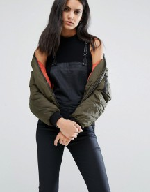 G-star Bomber Jacket With Zip Pocket Detail afbeelding