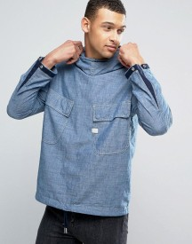 G-star Chambray Hooded Jacket afbeelding