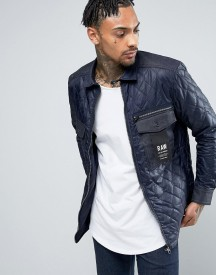 G-star Type C Dnm Pm Quilted Zip Jacket afbeelding