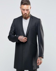 Hart Hollywood By Nick Hart Smart Overcoat afbeelding