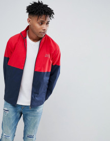 Jack Wills Coldwell Track Jacket In Navy afbeelding