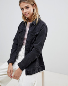 Jdy Ashley Oversized Denim Jacket afbeelding