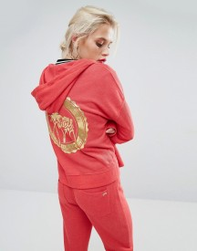 Juicy Couture Glamours Palms Hi-low Jacket afbeelding