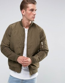 Just Junkies Cornelius Bomber Jacket afbeelding