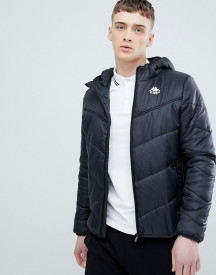 Kappa Padded Jacket With Hood Branding afbeelding