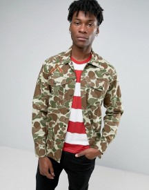 Levis Military Camo Shacket afbeelding
