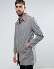 Lindbergh Unlined Trench Coat Slim Fit In Beige afbeelding