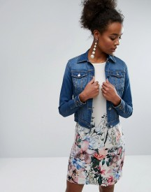 Lipsy Mid Wash Denim Jacket afbeelding