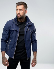 Luke 1977 Brownhills Harrington Jacket In Navy afbeelding