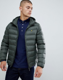 Lyle & Scott Lightweight Puffer Jacket afbeelding