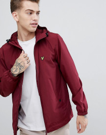 Lyle & Scott Zip Through Hooded Jacket afbeelding
