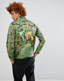 Maharishi World Tour Jacket afbeelding