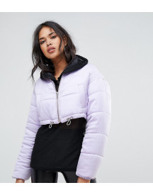 Missguided Padded Cropped Jacket afbeelding