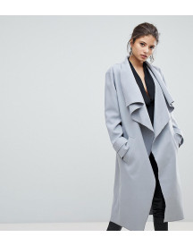Missguided Waterfall Duster Coat afbeelding