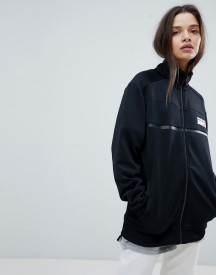 New Balance Track Jacket In Black afbeelding
