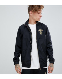 New Era Cleveland Cavaliers Track Jacket In Black Exclusive To Asos afbeelding