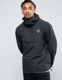 New Era Overhead Jacket With Raiders Logo afbeelding