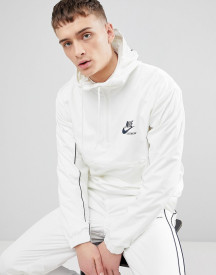 Nike Archive Woven Jacket In White 941877-133 afbeelding