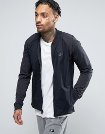 Nike Bomber Jacket In Black 832192-010 afbeelding